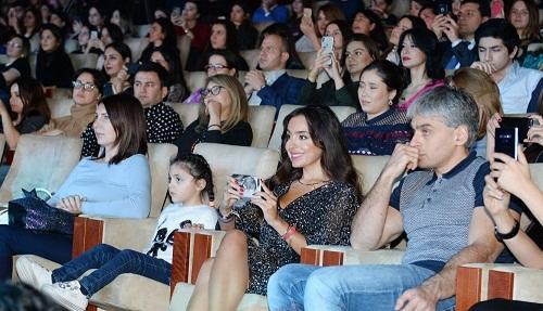 """Лейла Алиева на мега-шоу """"Джыртдан в мире сказок"""""""