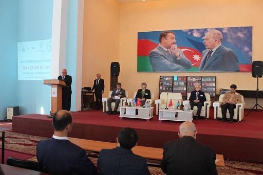 قازان خانین زیارت ائتدیی آذربایجان شئیخی