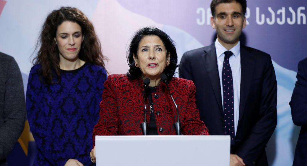 Gürcüstanda işsizlik səviyyəsi yüksəkdir - Zurabişvili