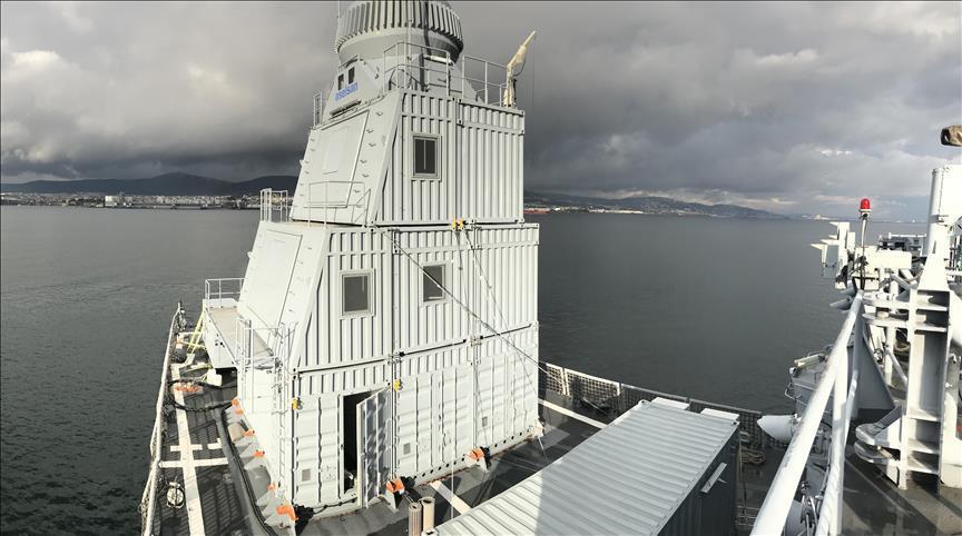 Турция разрабатывает новые радары для ВМС