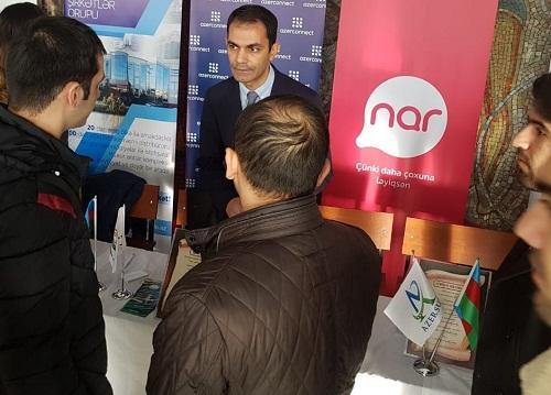 """""""Nar"""" tələbələr üçün yeni iş imkanları təklif edir"""
