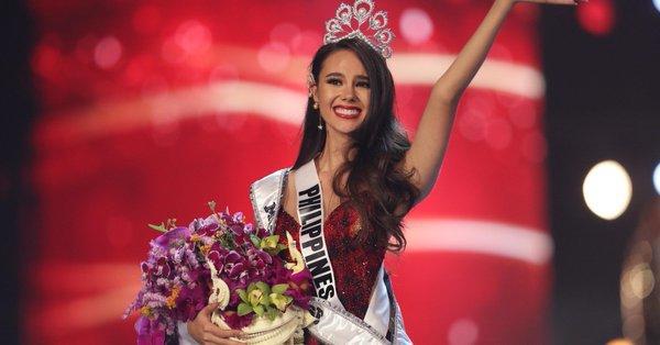 """Стала известна победительница конкурса """"Мисс Вселенная"""""""