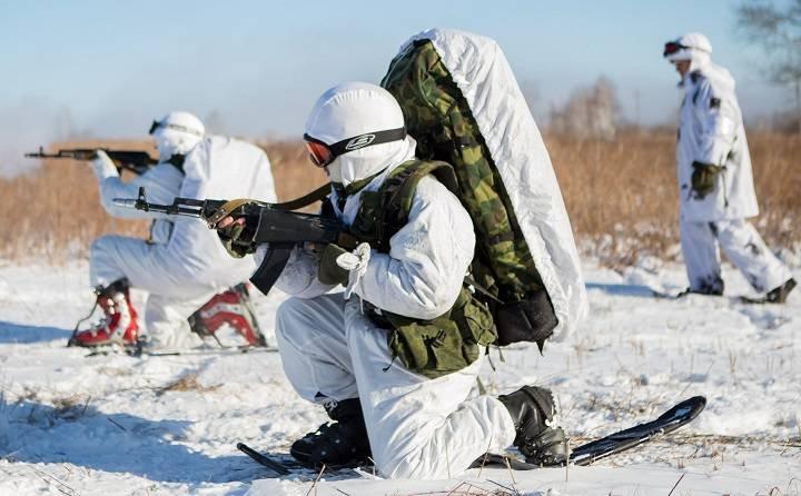 США отказались от учений в Арктике из-за России