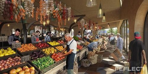 Yevlax bazarında reyd: nöqsanlar aşkar olundu