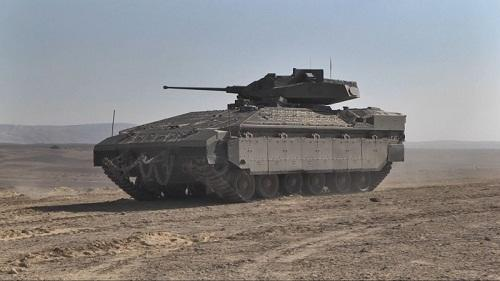 İsrail ən güclü ZTR-lərinin görüntülərini yaydı - Video