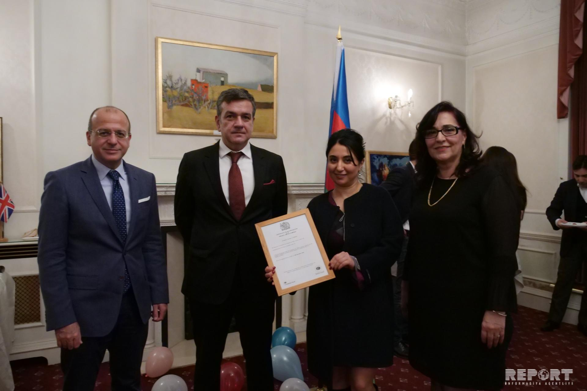 Azerbaijani Cultural Center established -