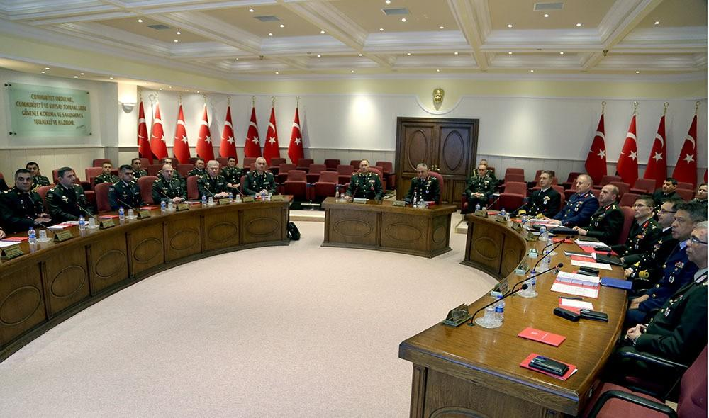 Ankara hosts the 11th meeting of the Azerbaijan-Turkey -
