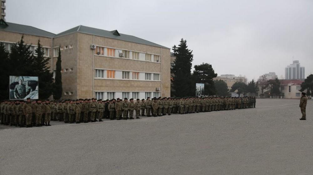 MN-in rəhbər heyəti toplandı - Foto