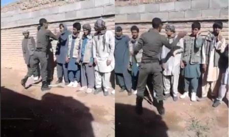 ایراندا افغانیستانلیلارا قارشی وحشیجهسینه داورانیش- ویدئو