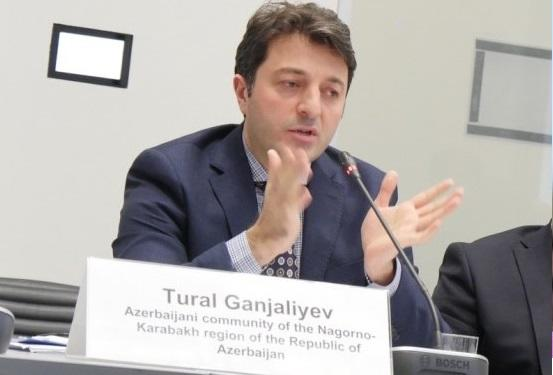 У его помощника армянские корни - Гянджалиев