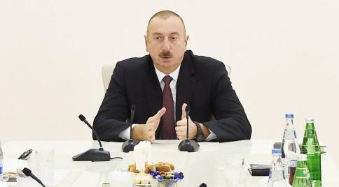 """Bunu edən """"məşhur"""" adamlar Qdlyan və İvanov idi - Prezident"""