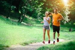 Outdoor walking meetings boost your mental&physical health