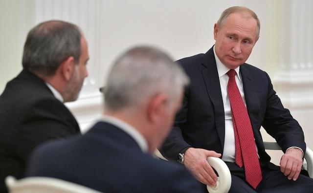 Putinin Qarabağda oynadığı rol... - Slutski