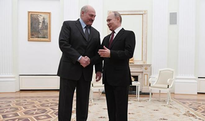 Lukashenko is going to Russia again
