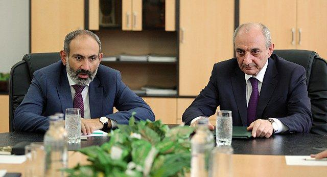 Pashinyan in Khankendi: A critical meeting has begun