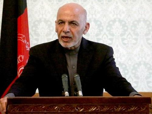 Afghan president picks former for as foreign minister