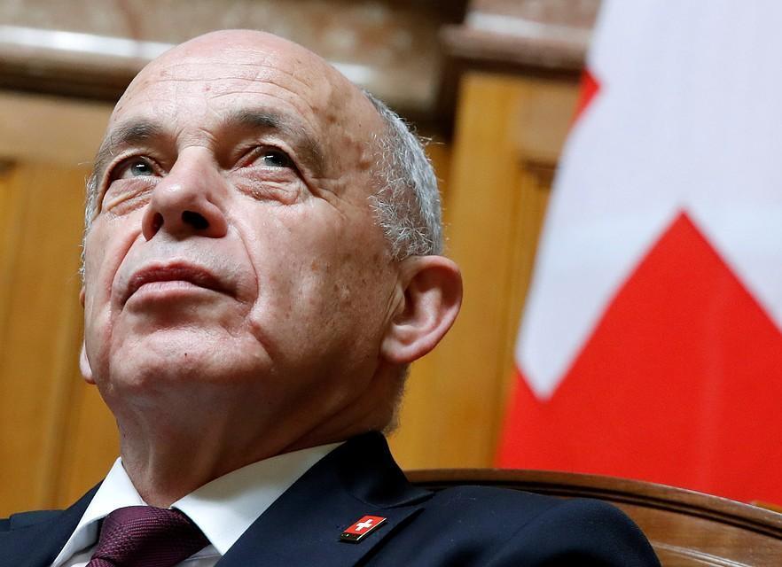 Putin, Swiss president to hold talks on Nov 21