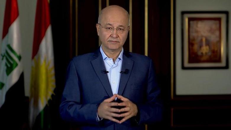 İraq prezidenti Tehrana dəvət edildi