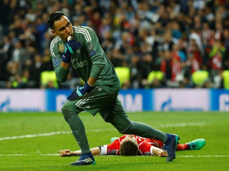 Navas has always been an important player for RM