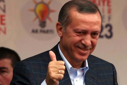اردوغان تورکدیللی دؤولتلرین اینکیشافی ایله باغلی آچیقلاما وئردی