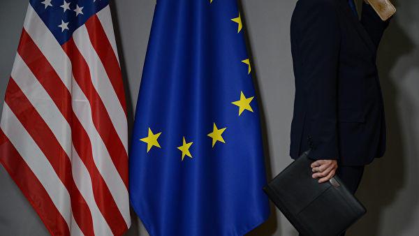 Раскол между США и Европой усиливается