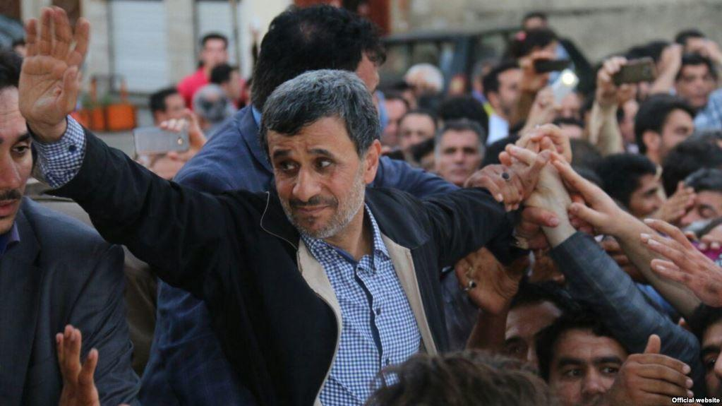Ahmadinejad also participated in the elections in Iran