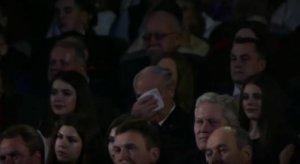 Oğlu ifa etdi, Lukaşenkonun gözü yaşardı - Video