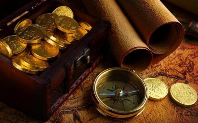 В Ташкенте нашли старинный клад стоимостью $1 млн