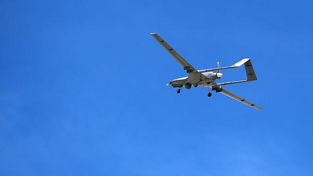 Ukraine tests Turkish drones