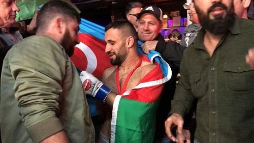 ABŞ-ın 26 yaşlı azərbaycanlı çempionu – Foto