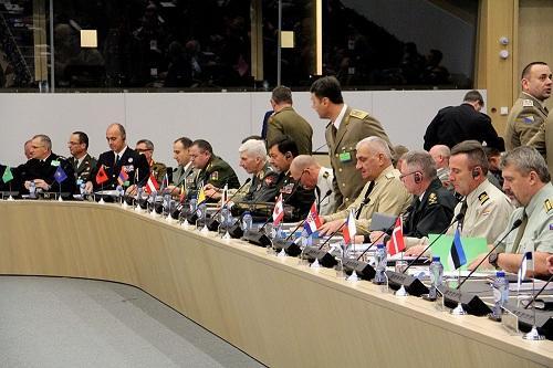 Наджмеддин Садыков принял участие в заседании НАТО
