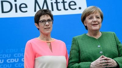Annegret Kramp-Karrenbauer: We will miss you