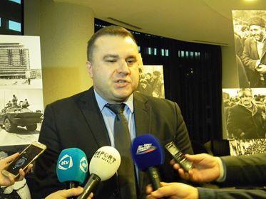 20 Yanvar dönüş nöqtəsi oldu - Gürcü deputat