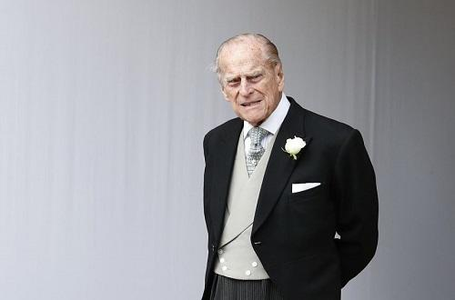 UK Prince Philip, 97 recovers after car crash