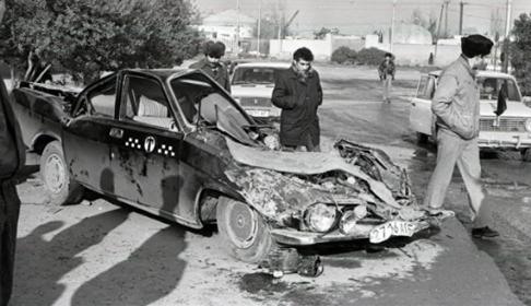 20 Января 1990: Шокирующие кадры - ВИДЕО