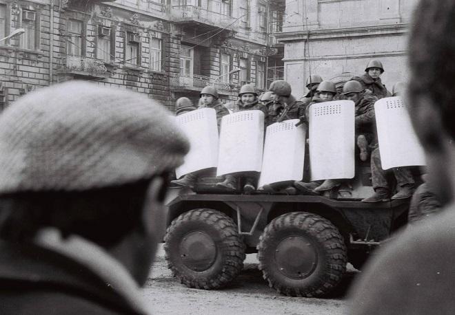 30-летие «Черного января» и армянская провокация в Тбилиси