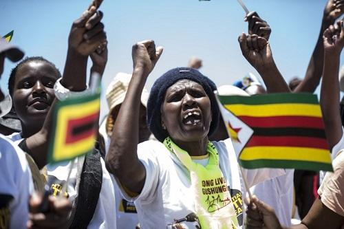 Zimbabwe public workers reject latest wage offer