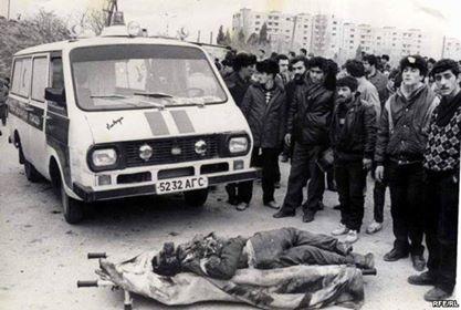 Кровавый январь: воспоминания бакинцев - ЧАСТЬ 2