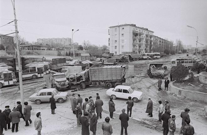 Правда об «армянских погромах». Баку, 1990