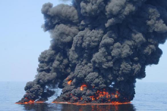Kerçdə dəhşət: türklərin olduğu iki gəmi yandı, 14 ölü - Video