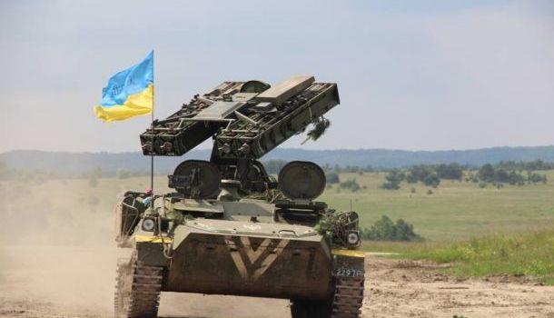 Ukrayna müharibəyə hazırlaşır: Sərhədə ordu yeridildi