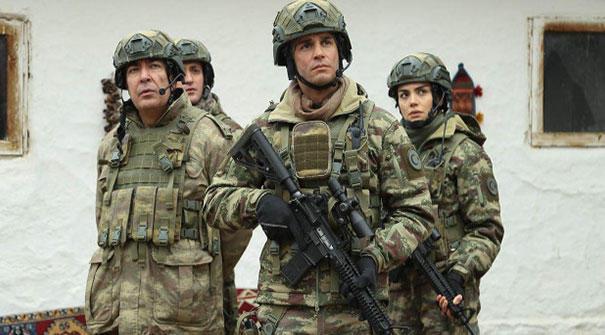 Məşhur türk serialında Qarabağ əməliyyatı - Video