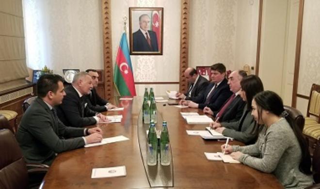 Azerbaijan, Montenegro discuss cooperation opportunities