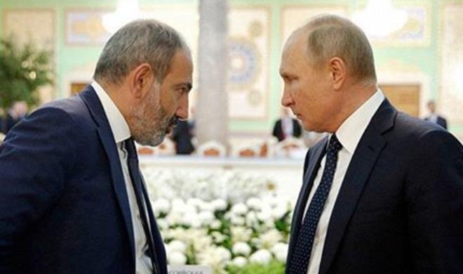 Российские вариации в армянской политике