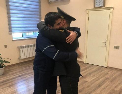 Əli Abdalov Mehman Hüseynovla barışdı - Video