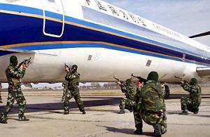 Suspected hijacker of Moscow-bound plane detained