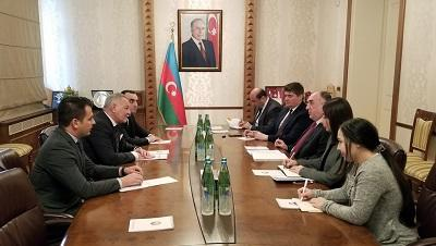 Azerbaijan, Montenegro discuss cooperation opportunities