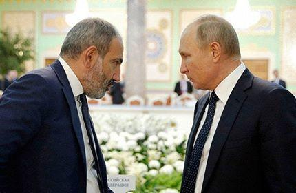 Putinlə Paşinyan nələri müzakirə edəcək?
