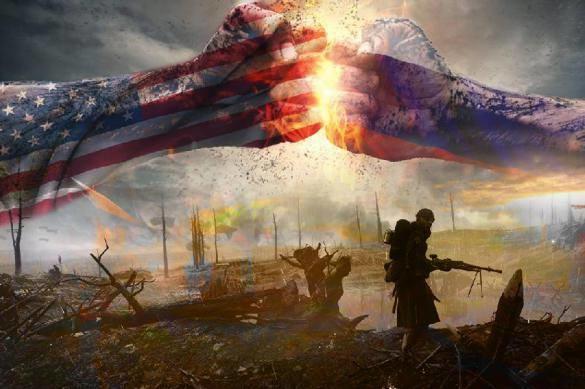 آمریکا قاراباغدا محاربه ایستییر - روسییادان باخیش