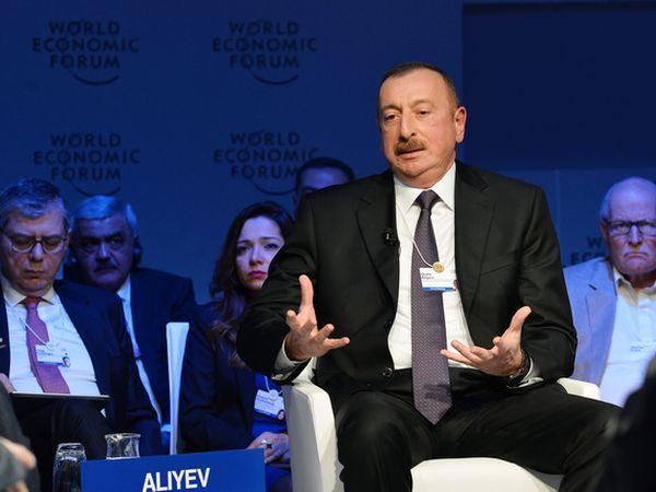 Давос. Мир узнает о новом Азербайджане… - ОБЗОР